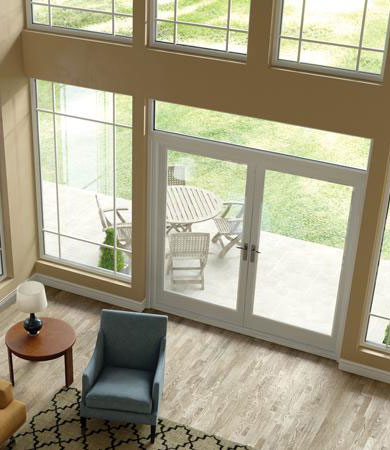 Milgard Fiberglass Windows