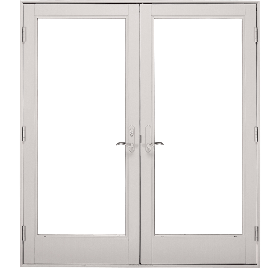 pv ultra door outswing ext white