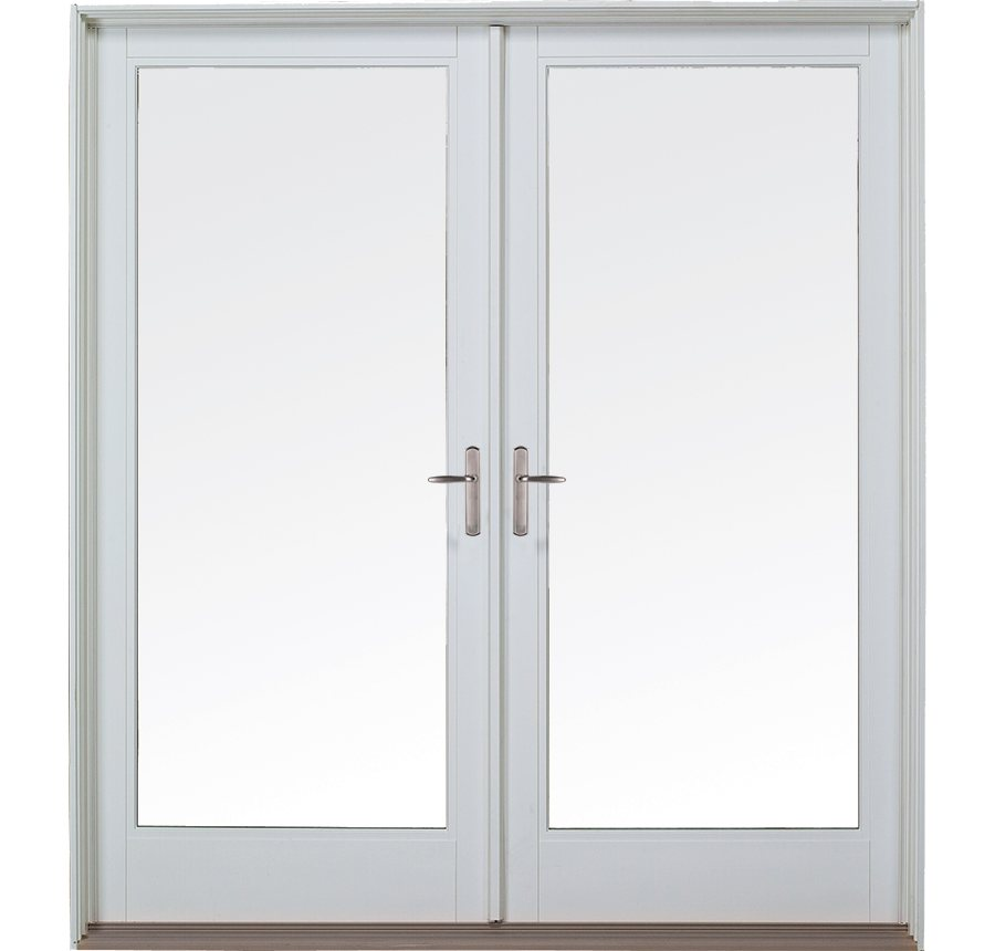 pv ultra door outswing int white