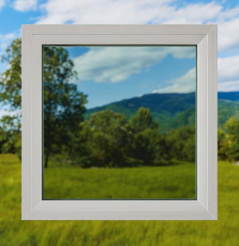 feature tint glass evergreen